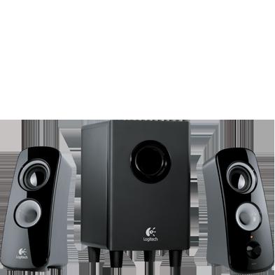 Z323 2.1 speakers system