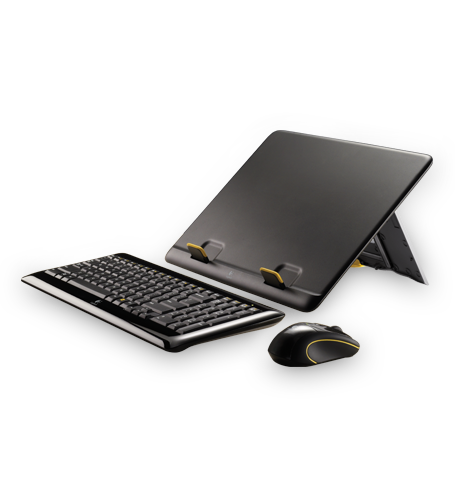 Logitech® Notebook Kit MK605