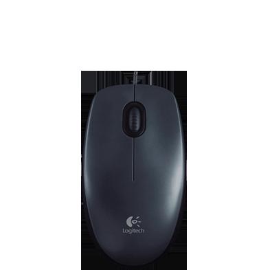 583d5083992 Logitech M100 Optical USB Mouse with Ambidextrous Design
