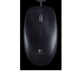 Logitech Business B100 Optical Usb Mouse