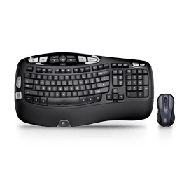 4c2a709881f Logitech MK550 Compact Wireless Keyboard and Mouse Combo