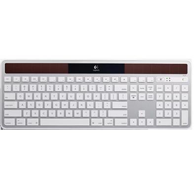 K750 Wireless Solar Keyboard for Mac - Logitech b42e09de0be82