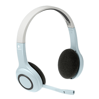 Wireless Headset for iPad, full view