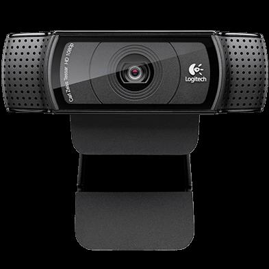 HD Pro C920 webcam