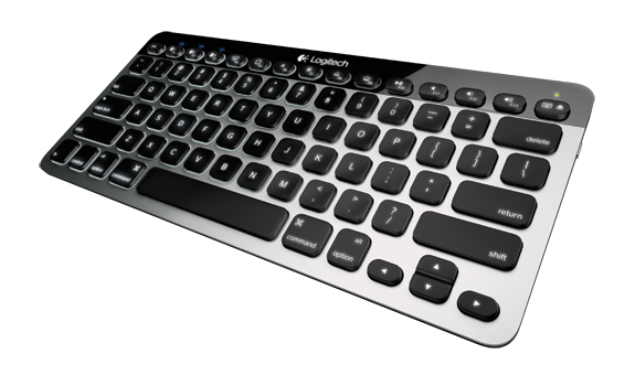 Bluetooth Easy-Switch Keyboard K811 for Mac, iPad and iPhone 0