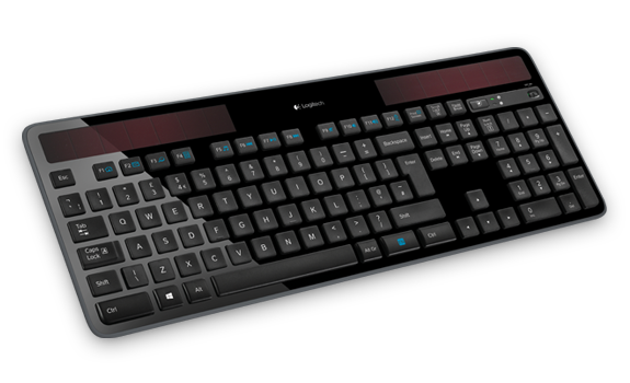 Wireless Solar Keyboard K750 2