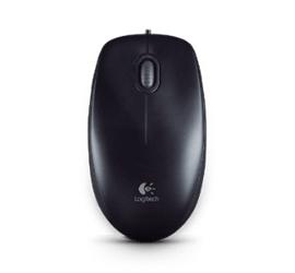e28804267ae Mouse M100r Full-size, corded comfort