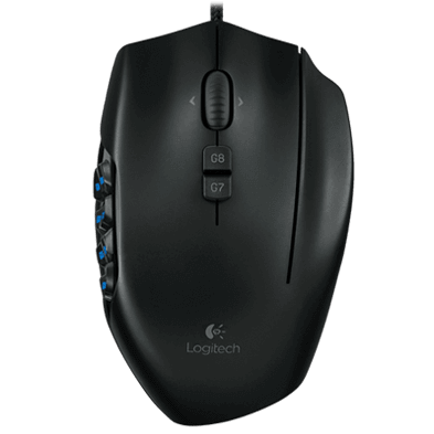 MMO Gaming Mouse - G600 - Logitech