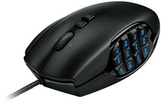 logitech new gaming mouse