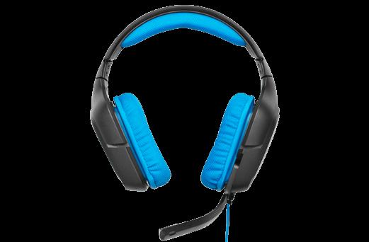 3bc7a42063c Logitech G430 7.1 Surround Sound Gaming Headset