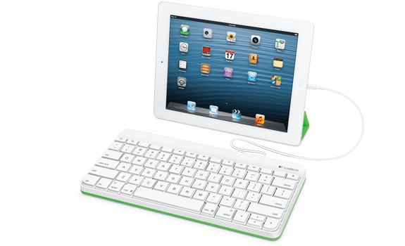 Logitech Business Wired Keyboard For Ipad 4th Generation