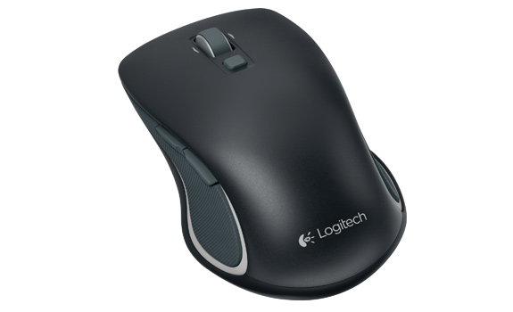 Wireless Mouse M560, top view