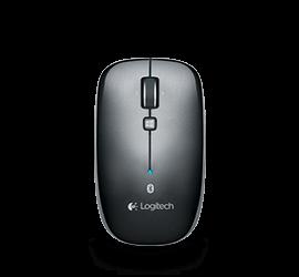 Logitech M557 Bluetooth Wireless Mouse for Windows & Mac