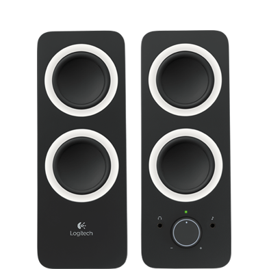 Multimedia Speakers Z200 Glamour image LG Black