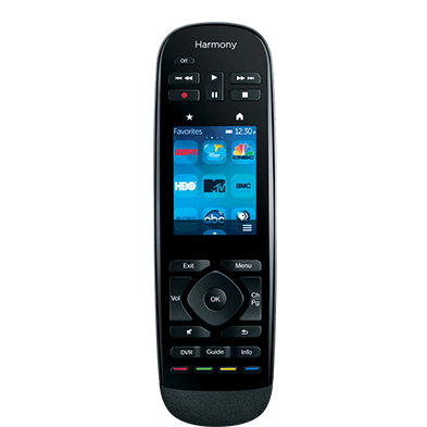 harmony ultimate one touch screen remote logitech. Black Bedroom Furniture Sets. Home Design Ideas