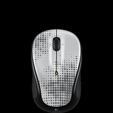 Logitech Wireless Mouse M325 - Dusty Rose