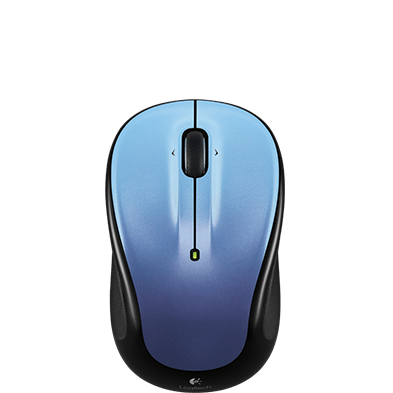 Wireless Mouse M325 Midnight black