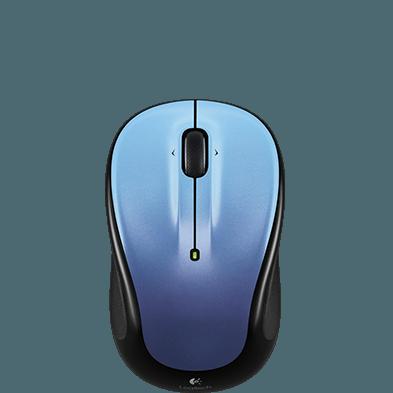 Wireless Mouse M325 Midnight black