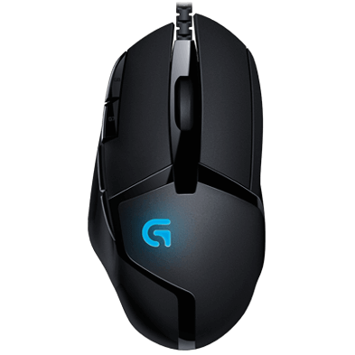 G402 Hyperion Fury FPS Gaming Mouse - Logitech