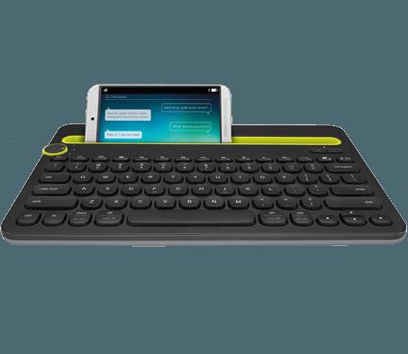 블루투스 멀티 디바이스 키보드 K480