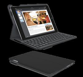 Type+ ???Tastatur Etui iPad Air 2 eller iPad Air ???Logitech