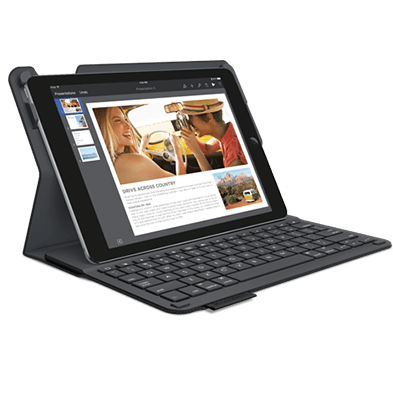 Logitech Type+ ipad air 2 keyboard