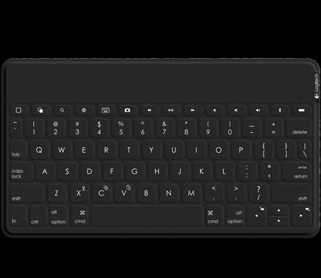 Keys-to-Go iPad keyboard black
