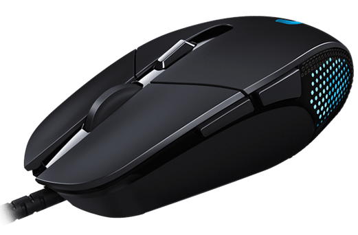 moba gaming mouse