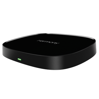 Harmony Home Hub Extender, top view
