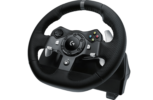 Logitech G920 Driving Force Racing Wheel 64Bit