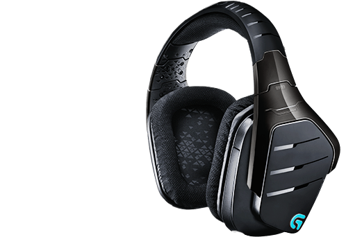 Logitech G933 Artemis Spectrum 7 1 Surround Sound Wireless Gaming Headset