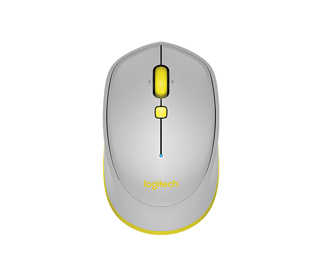 Logitech M535 Bluetooth Mouse for Windows, Mac Chrome OS and