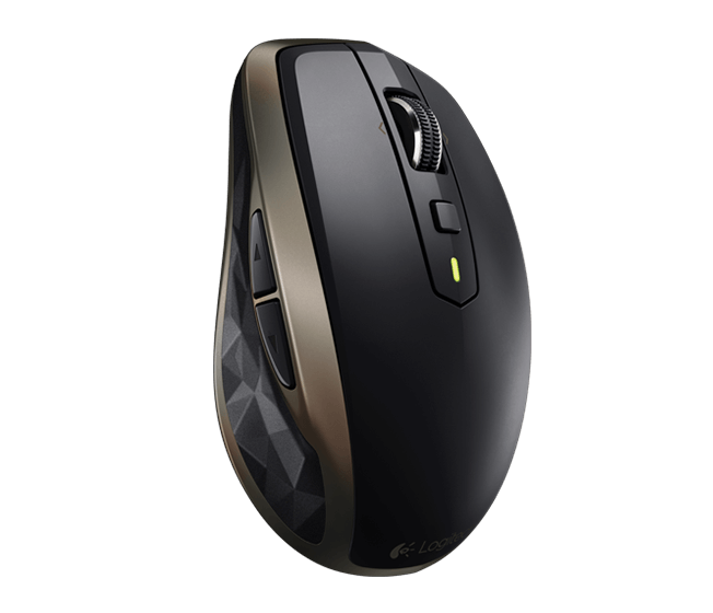 Mouse Logitech MX Anywhere 2 - Especificações