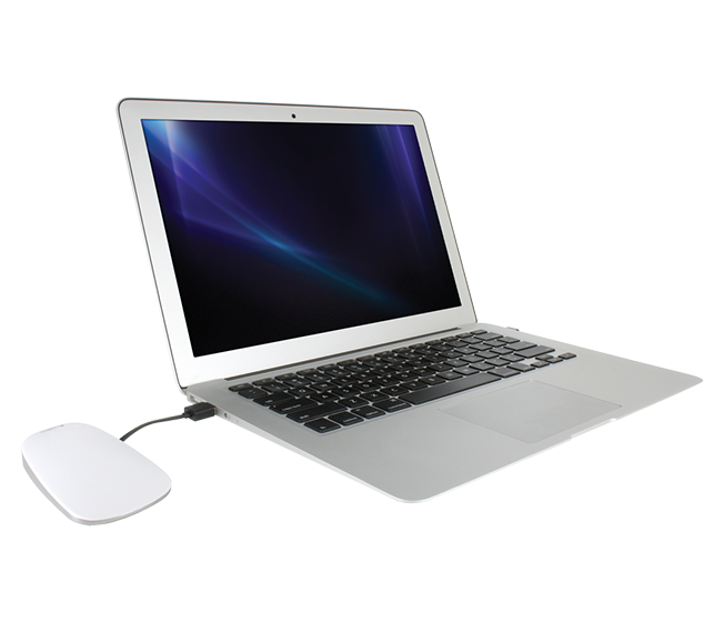 Ultrathin Touch Mouse T631 for Mac2