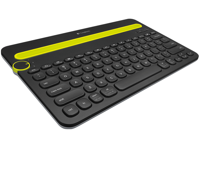 External Bluetooth Keyboard For Android Phone: K480 Keyboard
