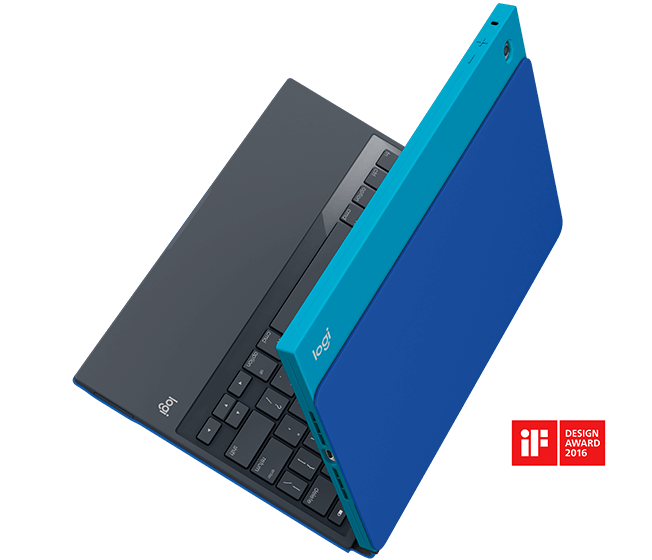BLOK protective case for iPad teal