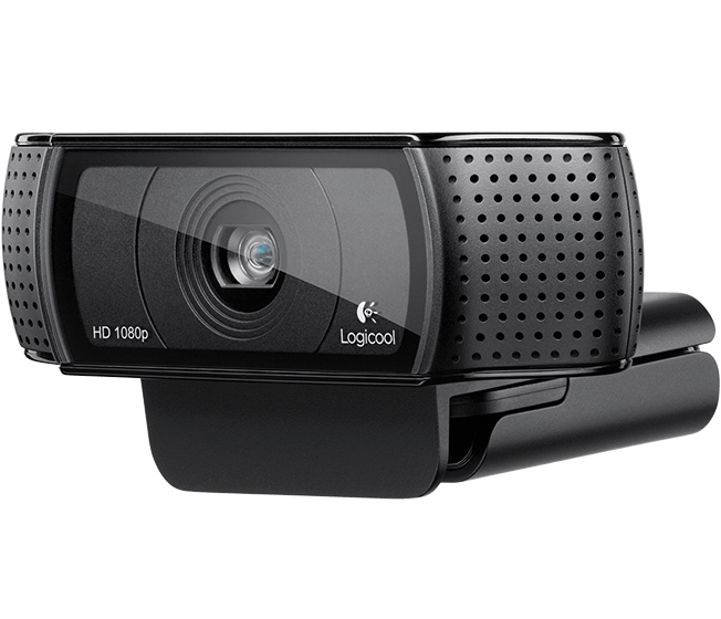 HD Pro Webcam C920 Compact shot Logicool