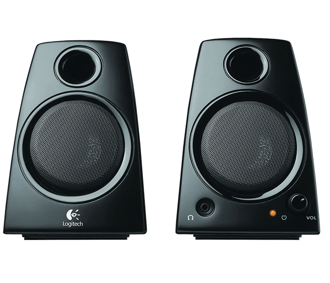 Z130 PC speakers