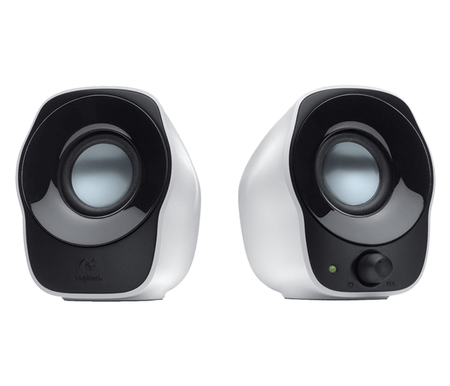 Z120 Logitech stereo speakers