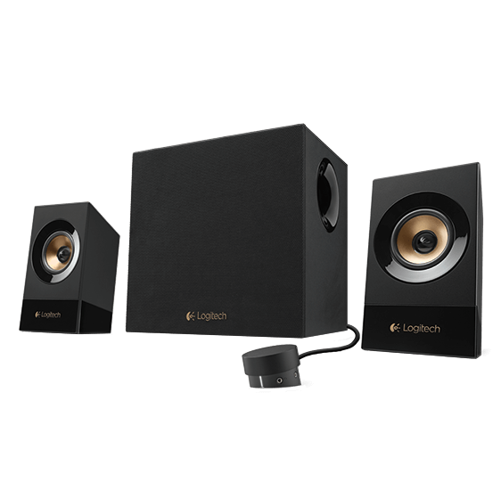 Z533-speakersysteem met subwoofer0