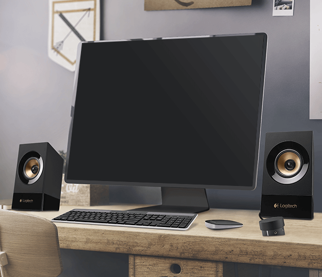 Logitech Z533 computer speakers