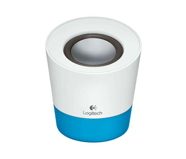 Multimedia Speaker Z50 White/Blue