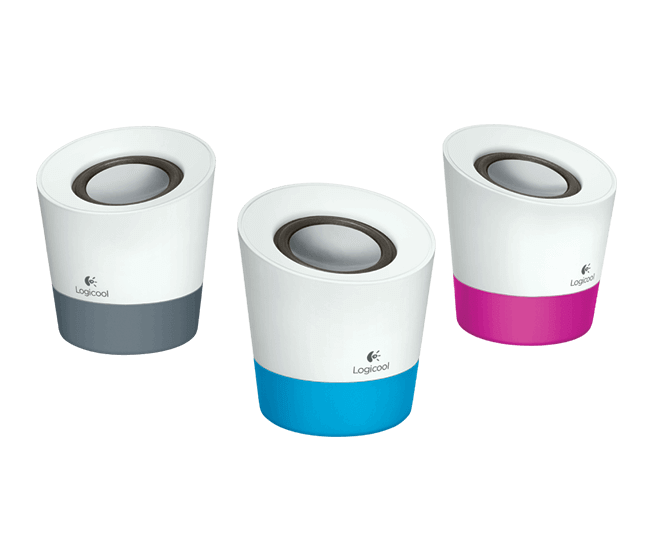 Multimedia Speaker Z50 grey, blue, magento