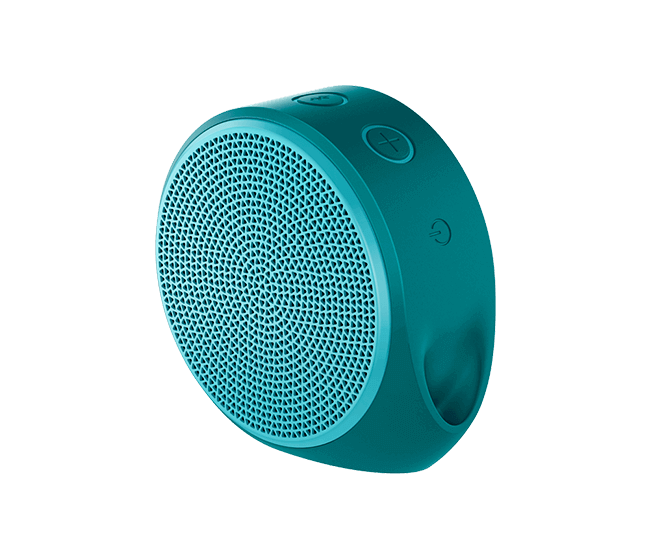 X100 Bluetooth speaker blue