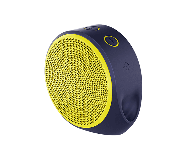 X100 Bluetooth speaker yellow