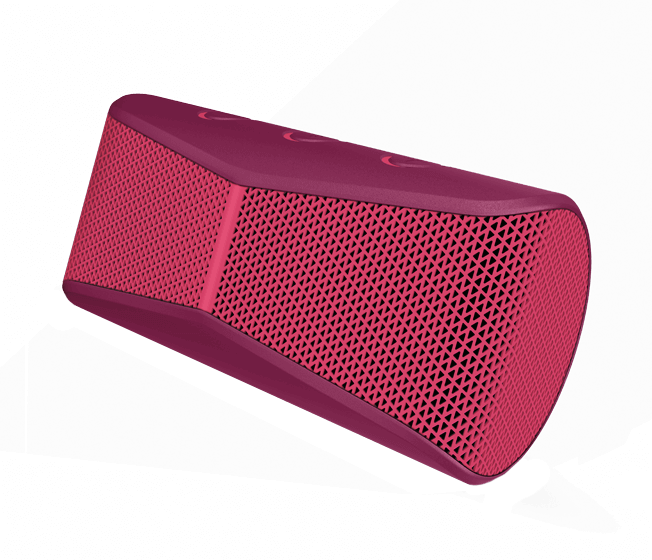 X300 Bluetooth wireless speaker red