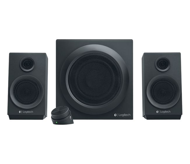 Z333-speakersysteem met subwoofer