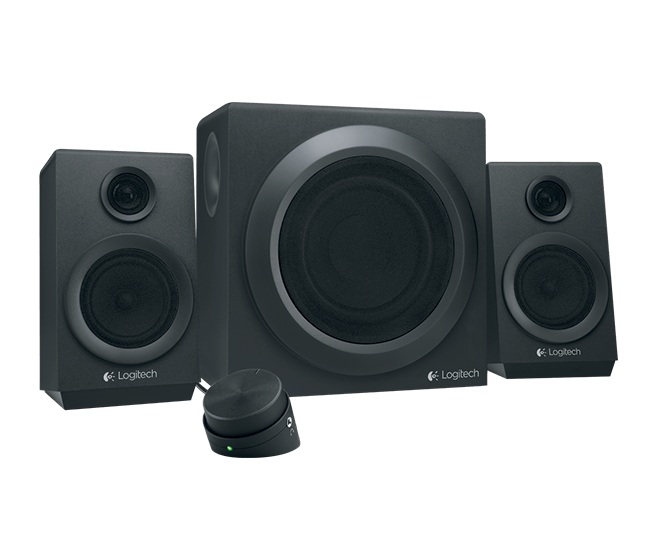 Z333 Speaker system with subwoofer1