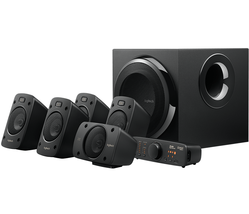 5.1-Surround-Sound-Lautsprechersystem Z9060