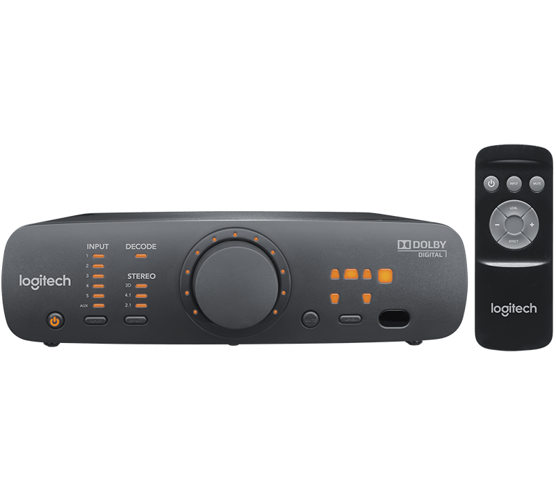5.1-Surround-Sound-Lautsprechersystem Z9062